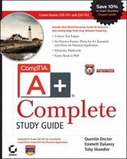 CompTIA A+ Complete Study Guide: Exams 220-701 (Essentials) and 220-702