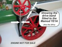 Mamod Traction Engine / Roller Drive Band x 2