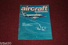 Aircraft Illustrated 1974 January Lyneham,Fairey Hendon,GAL