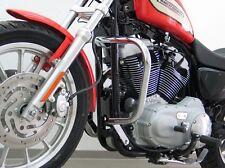 Estribo protector cromo 30 mm para Harley sportster Custom roadster low Nightster Iron