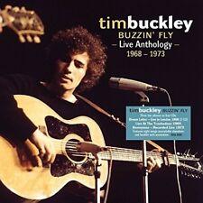 Live Anthology [Box] by Tim Buckley (CD, Aug-2017, 4 Discs, Edsel (UK))