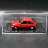 1:43 IXO Altaya Chevrolet Kadett Hatch SL 1.8 1991 Diecast Edition Toys Models