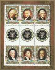 Timbres Personnages Belize F788/93 ** lot 21174