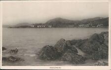 Rockcliffe bay 1909 J scott real photo local publisher