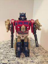 Transformers G1 Powermaster OPTIMUS PRIME COMPLETE Vintage 1988