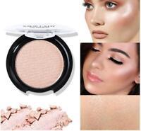 Highlighter Powder 6 Colors Face Iluminator Makeup Professional Glitter Palette