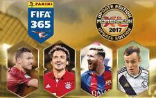 PANINI FIFA 365 ADRENALYN XL 2017 UPDATE LIMITED EDITION Sergio Busquets