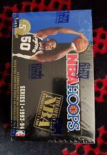 1993-94 Skybox NBA Hoops Series 1 [ Factory Sealed Box, 12 Cards/36 Packs]