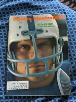 SPORTS ILLUSTRATED NOVEMBER 8 1971 BALTIMORE COLTS NFL BOBBY FISCHER CHESS RARE