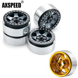 """2.2"""" Beadlock Felgen Wheel Rim für RC Axial Wraith SCX10 Traxxas TRX-4 RR10 D90"""
