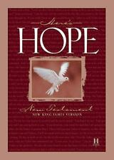 Here's Hope: New Testament, New King James Version Bible Paperback