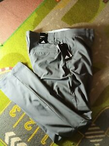 Adidas Golf Ultimate365 Tapered Trousers  size  34/32.see description