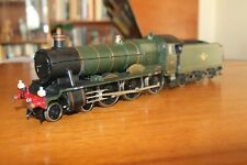 0 GAUGE GWR Modified Hall and tender
