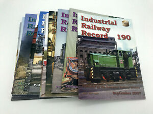 The Industrial Railway Record IRS Multiple issues available Individually priced