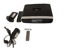 iHome iP90 The Home System for iPhone / iPod Black with Remote