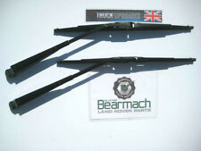 Land Rover Defender 90, 110, Wiper Blades Arms Set Years upto 2001, Bearmach