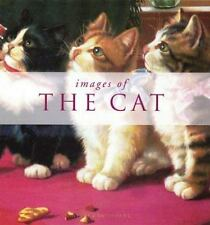 IMAGES OF THE CAT HARDCOVER BOOK with DUSTJACKET 2000 by NIGEL CAWTHORNE