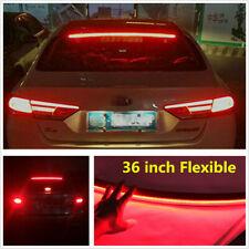 "USA- 36"" Roofline LED Third Brake Tail Light Kit Above Rear Windshield Universal"