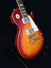 Haze SEG-277THS LP Les Paul Electric Guitar w/Flame Maple Veneer+Free Gig Bag