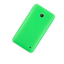 Original Battery Cover Door Housing Case With Side Button For Nokia Lumia 630