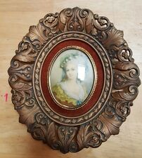 A Cameo Creation - Princess Lamballe - Vintage, Decorative Victorian