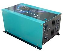 3000W INVERTER ONDA SINUSOIDALE PURA da 24V a 230V dc to ac pure power inverter