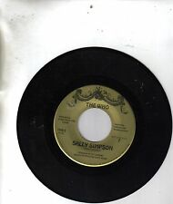 The Who Sally Simpson/I'm Free  Promo 45 Special Gold Label