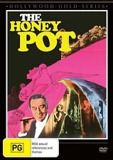 The Honey Pot - Rex Harrison, Susan Hayward, Maggie Smith (DVD, Region 4)