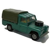 Land Rover 109 Corgi Whizzwheels With Canopy 1970s