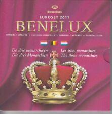 D. Benelux  Euroset 2011  -  Die drei Monarchien   OVP