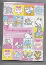 Sanrio Characters Notepad Extra Thick Cubes