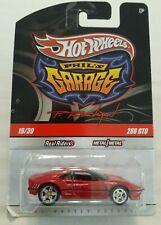 Hot Wheels Phil's Garage Ferrari 288 GTO Red CHASE Initials on bottom 2009 RARE