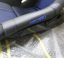 Recaro side protectors blue stitch limited for full bucket seat Recaro spg