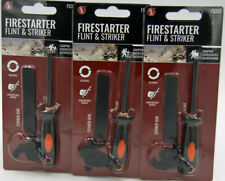 Flint Strikers 3 pk Emergency Fire Starter Survival Stick Ferro Rod Ferrocerium