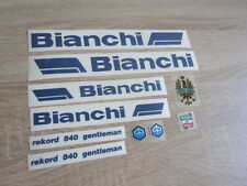 BIANCHI Sprint Record 745 decalcomanie  //stickers//adesivi