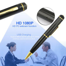 1080P Mini HD USB DV Camera Pen Recorder Hidden Security DVR Cam Video Spy AD