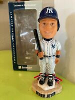 Derek Jeter New York Yankees Bobblehead - Forever Collectibles - Limited Edition