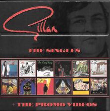 Ian Gillan - The Singles + The Promo Videos (11 CDs + DVD)