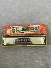 The Echo Harmonica Made By M. Hohner