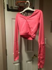 Girls Champion Pink Top Size Xl (14-16)