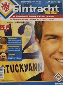 2003/04 Reg Nord Eintracht Braunschweig - Wuppertaler SV