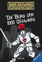Die Burg der 1000 Gefahren: 1000 Gefahren. Du entscheide... | Buch | Zustand gut
