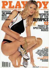 PLAYBOY SEPTEMBER 2004 Scarlett Keegan Peggy McIntaggart Olympic Women Amy Acuff