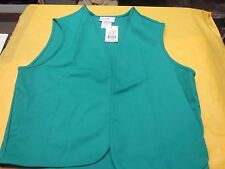 JUNIOR GIRL SCOUTS VEST (LARGE) 14-16 NEW