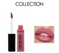 COLLECTION VELVET KISS MOISTURISING LIP CREAM 1 COTTON CANDY LIPSTICK 5G **NEW**