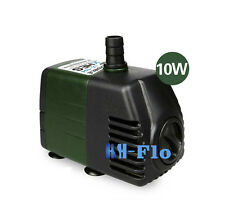 220V, 1200L/H Submersible Pump Aquarium Fish Tank Fountain Water Hydroponic