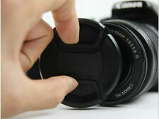 5pcs 58mm Universal Snap-On Front Lens Cap for Canon Nikon Sony Sigma Pentax
