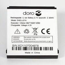 Brand New Doro PhoneEasy 612/611/409/410 Genuine Original Battery