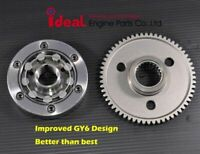 """New"" GY6 Starter Clutch 9 Spraqs, Improved design, for ATV Kymco Honda"
