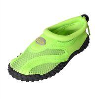 Kids Water Shoes / Aqua Socks - Sizes 11 - 3 ~ Neon Colors